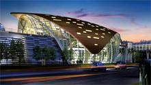 Дубай метро
