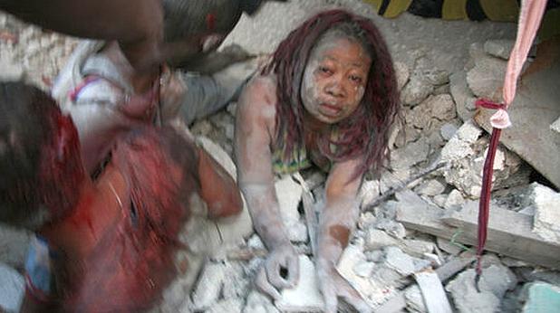 хаити, земетресение
