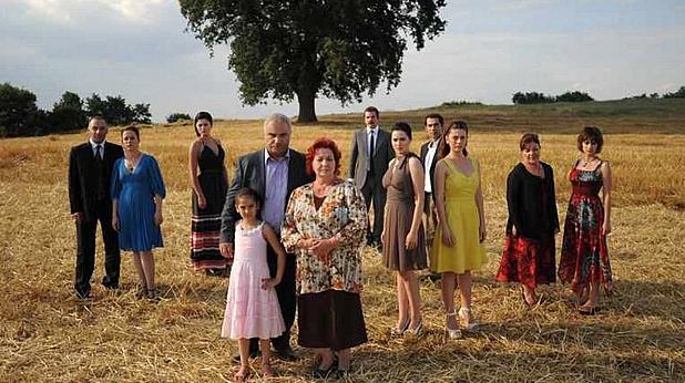 листопад, турски сериал