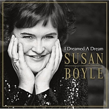 Susan Boyle – I Dreamed A Dream