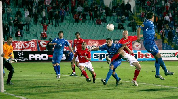 Левски срещу ЦСКА
