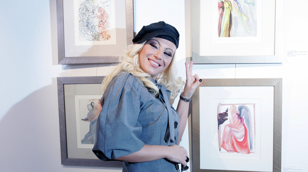 Изложба и Камелия