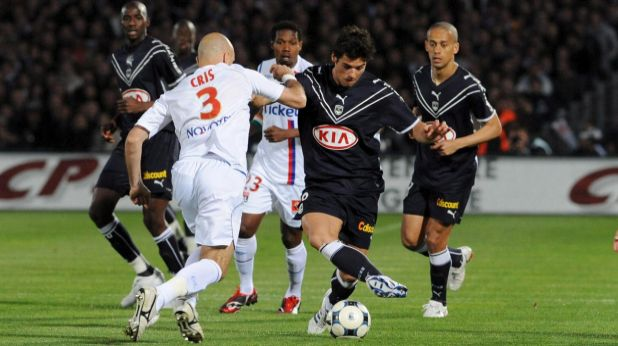 Бордо - Олимпик (Лион) 1:0, 20 април 2009 г.