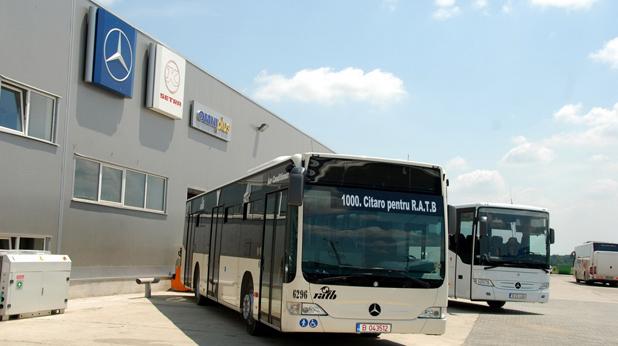 Автобуси Мерцедес