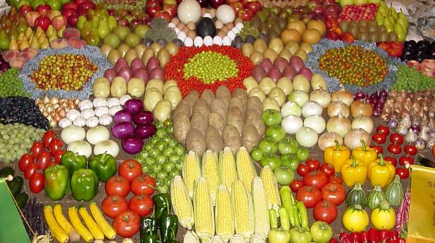 плодове, зеленчуци