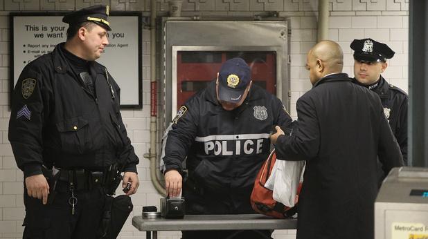 Бронкс полиция