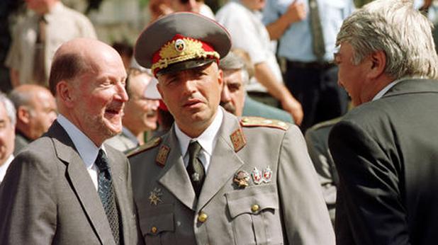 Бойко Борисов и Симеон Сакскобурготски