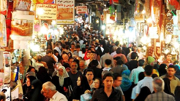 иран, пазар