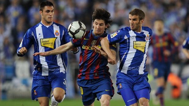 Еспаньол - Барселона 0:0