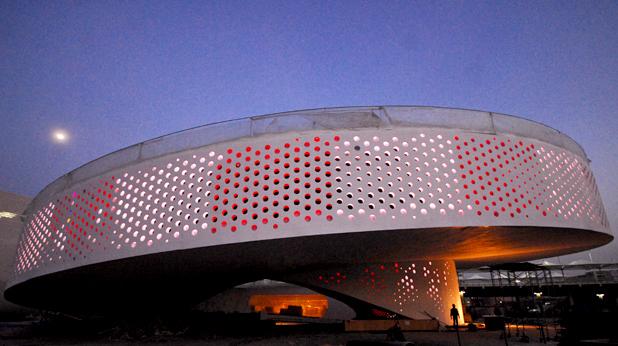 Павилион Дания на световно изложение в Китай