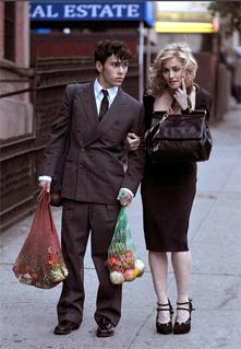 Мадона - фотосесия на Долче и Габана