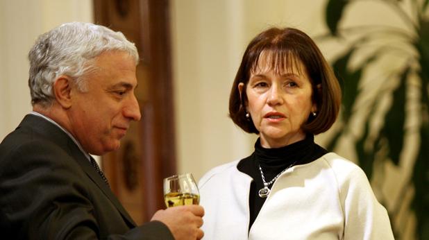 Уляна Пръмова и Валери Тодоров