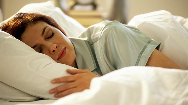 жена, сън