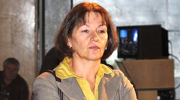 Уляна Пръмова