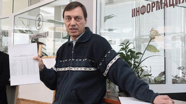 Петко Милевски - топлофикация