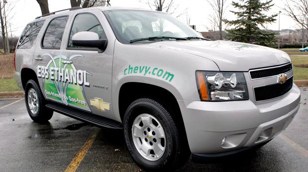 Кола на биогориво