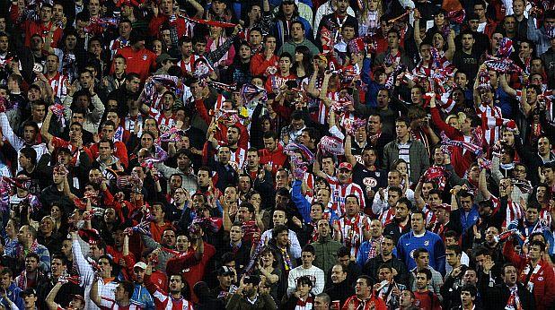 Атлетико публика