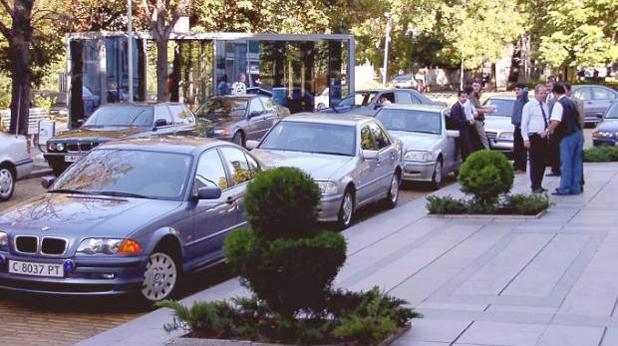 Депутатски коли