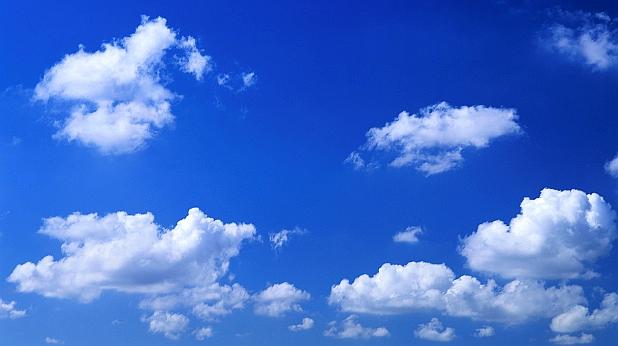 облаци, небе