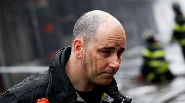 Американски пожарникар