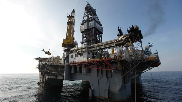 Нефтена платформа