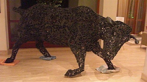 животно, изложба