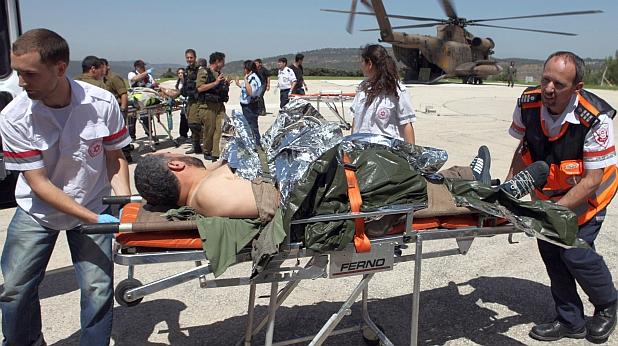 израел, ранен
