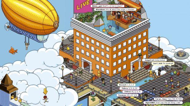 виртуален хотел