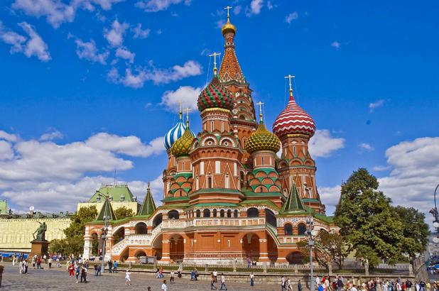 Храм Василий Блажений
