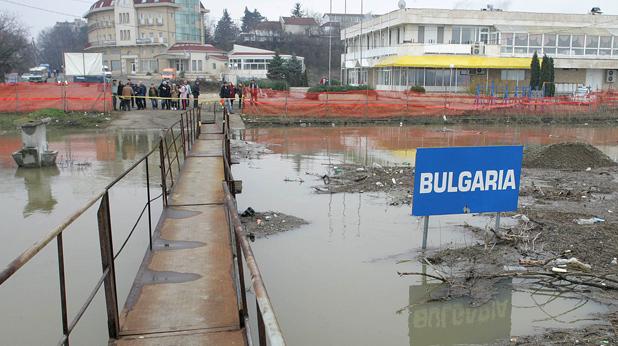 Дунав наводнения