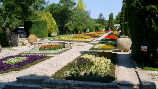 Балчик - Ботаническа градина