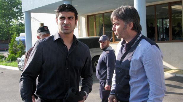 Георги Иванов и Ясен Петров