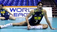 волейбол, бразилия, жиба