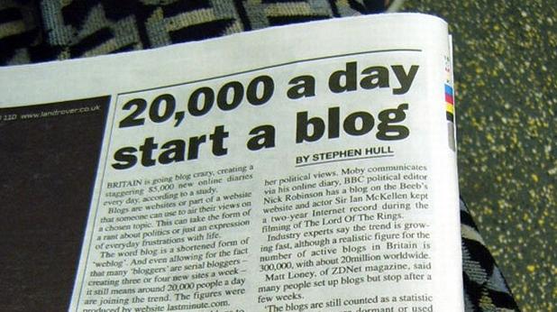 блогове