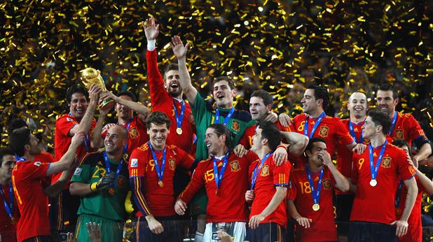Национален отбор по футбол на испания- състав