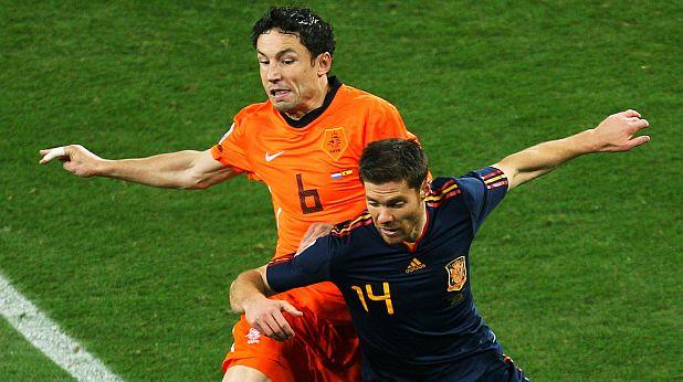Испания - Холандия 1:0, финал на Мондиал 2010