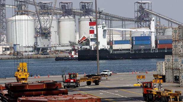 Port Dubai