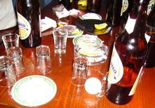 Текили и бири