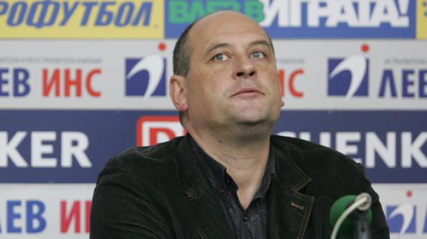 Росен Барчовски, треньор