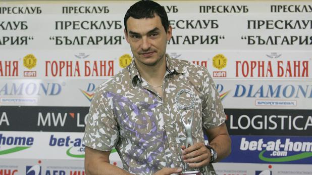 владимир николов, волейбол