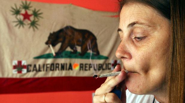 марихуана САЩ