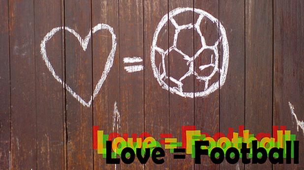 Love = Football
