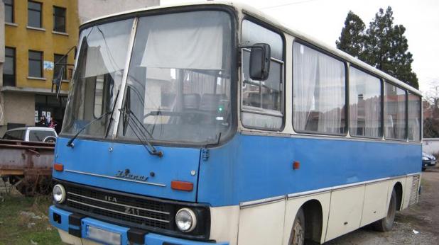 стар автобус