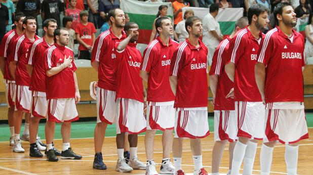 баскетбол, национален отбор