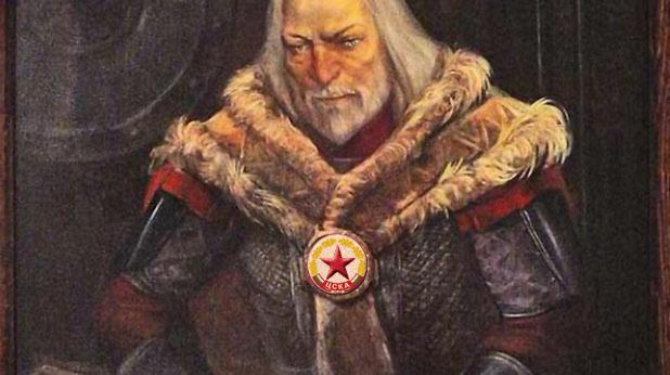 Хан Кубрат за ЦСКА