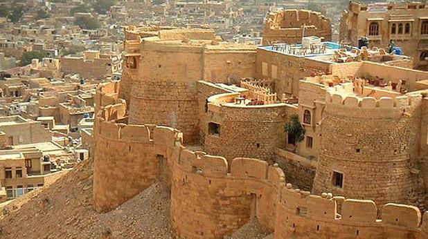 индия, крепост