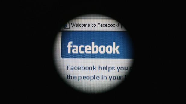 фейсбук, следа