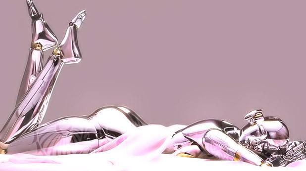 жена, робот