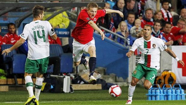 Норвегия - Португалия 1:0