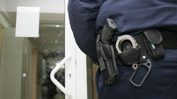 Полиция, Черно тото